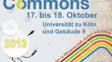 Cologne Commons Badge